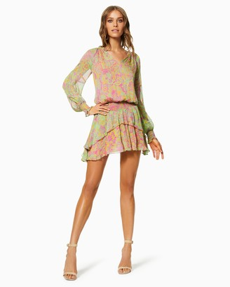 Ramy Brook Printed Rosanna Dress