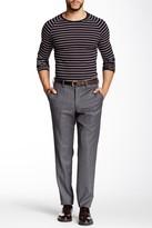 Louis Raphael Solid Stretch Dress Slim Fit Pant