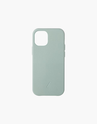 Madewell NATIVE UNION Clic Classic Leather Case for iPhone 12 Mini