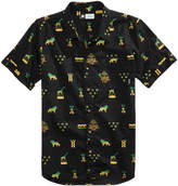 Lrg Men's Karma Printed Shirt