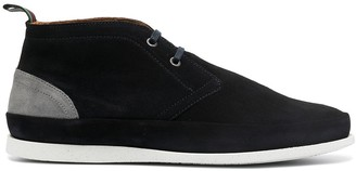 Paul Smith Cleon suede boots