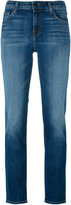 J Brand straight leg jeans - women - Cotton/Polyurethane - 26