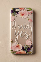 BHLDN I Said Yes! iPhone Case