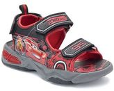 Disney Pixar Cars Lightning McQueen Toddler Boys' Light-Up Sandals