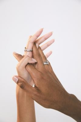 Serge DeNimes UO Exclusive Plume Unisex Ring - Silver ALL at Urban Outfitters