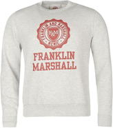 Franklin And Marshall Crew Sweater Mens