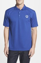 Cutter & Buck Men's Big & Tall Indianapolis Colts - Genre Drytec Moisture Wicking Polo