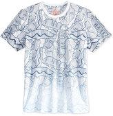 American Rag Men's Leaf Ombré T-Shirt, Only at Macy's