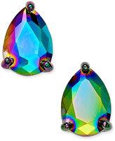 Kate Spade Anodized-Plated Rainbow Teardrop Stud Earrings