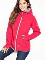 Trespass Imani Softshell Fleece Lined Jacket - Pink