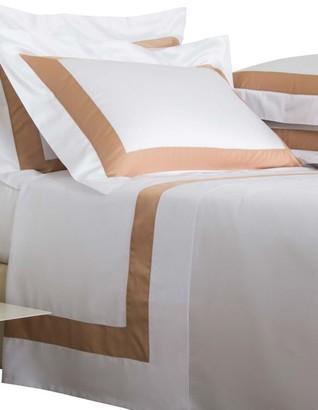 Frette Bicolore 4-Piece Cotton Sateen Sheet Set