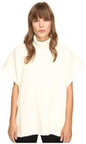 See by Chloe Turtleneck Poncho Women's Clothing