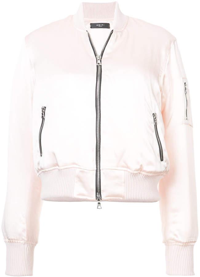 Amiri classic bomber jacket
