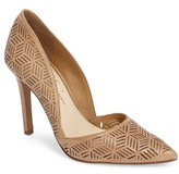 Jessica Simpson Women's Charie Pointy Toe D'Orsay Pump