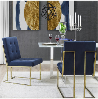 Inspired Home Cecille Set Of 2 Dining Chairs