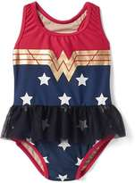 Gap babyGap | Wonder Woman tulle swim one-piece