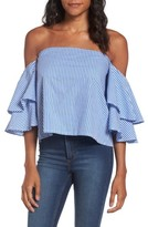 Faithfull The Brand Women's House Off The Shoulder Top