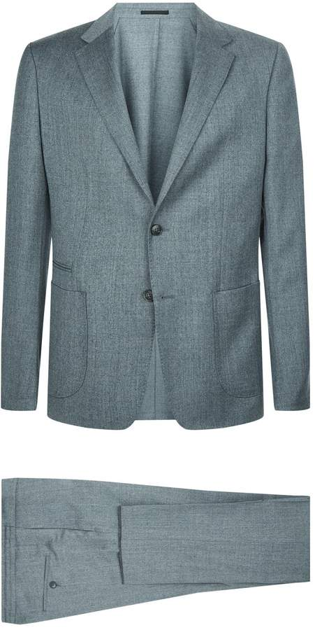 Ermenegildo Zegna Wool Two-Piece Suit