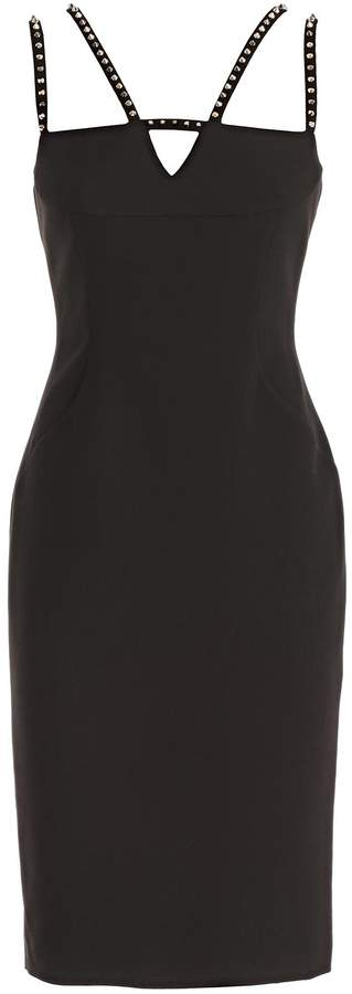 Versace Fitted Dress