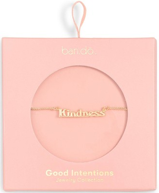 ban.do Good Intentions Necklace, Kindness