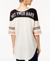 American Rag Not Your Babe Graphic T-Shirt, Only at Macy's