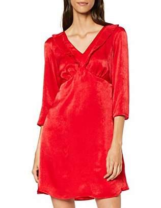 Naf Naf LEPLISS R1 Women's Party Dress,UK (38 EU)(Manufacturer Size - 40)