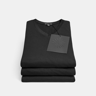 James Perse 3 Pack - Luxe Lotus Jersey V-Neck