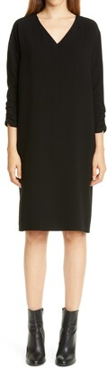 Lafayette 148 New York Carlie Crepe Dress