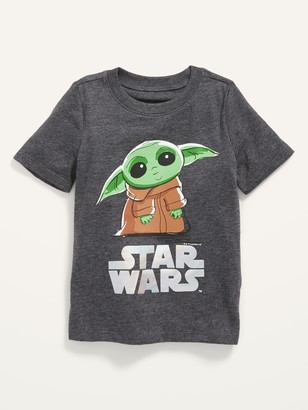 Old Navy Star Wars: The Mandalorian The Child Unisex Graphic Tee for Toddler