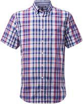 Tommy Hilfiger Men's Lester check shirt