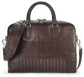 Ralph Lauren Quilted Calfskin Briefcase