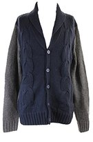 Nautica Men's Lofty Color Block Cardigan