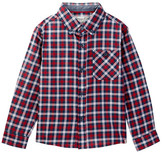 Sovereign Code Urban Plaid Shirt (Toddler & Little Boys)