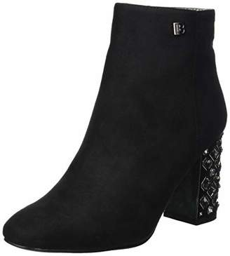 Laura Biagiotti Women's 5033_as Ankle Boots, (Black 01)