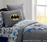 Pottery Barn Kids Batman(TM) Quilt