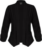 City Chic Classic Black Jacket