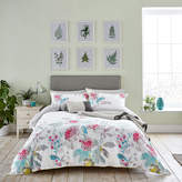 Joules White Beau Bloom Duvet Cover - King