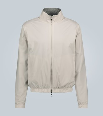Loro Piana Windmate bomber jacket