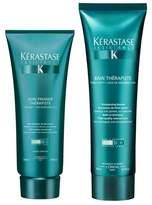 Kérastase Resistance Therapiste Bain (250ml) and Conditioner (200ml)
