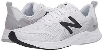 New Balance Fresh Foam Tempo (White/Linen Fog) Women's Running Shoes