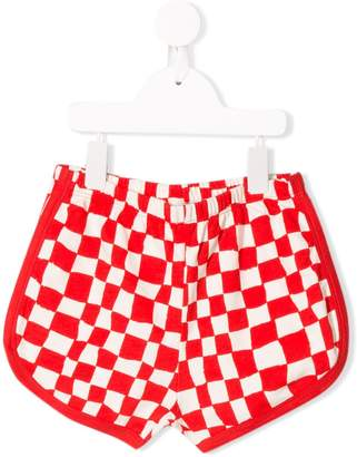 Noë & Zoë checkered shorts