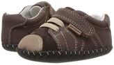 pediped Jake Originals (Infant) (Chocolate) Boy's Shoes
