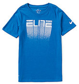 Nike Big Boys 8-20 Dri-FIT Elite Basketball Tee