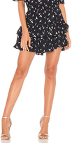 MISA Los Angeles Luiza Skirt in Navy. - size M (also in S,XS)