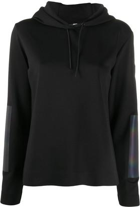 Rossignol Iridescent Elbow Patch Hooded Sweatshirt