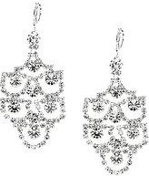Cezanne Chandelier Shield Statement Earrings