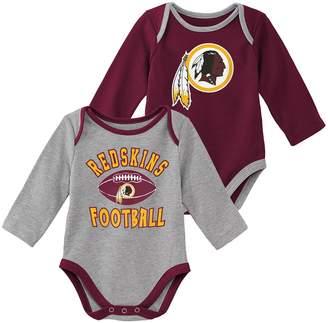 Redskins Unbranded Baby Boy Washington Trophy Bodysuit Set