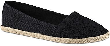 Call it SPRING Call It SpringTM Galimberti Crochet-Detailed Slip Ons