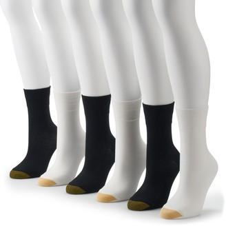 Gold Toe Women's GOLDTOE Ultra Soft 6-pk. Crew Socks