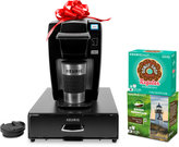 Keurig K15 Coffee Lovers Gift Set, Total Value $158